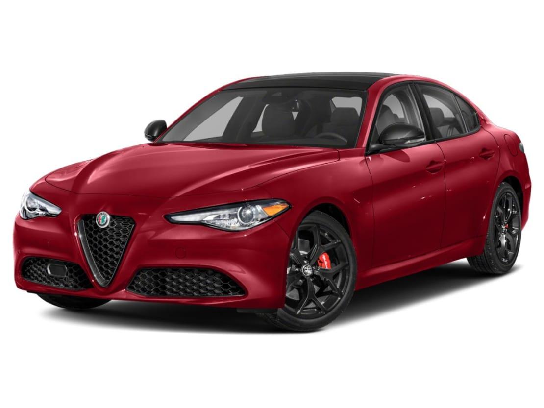 Image of 2021 Alfa Romeo Giulia