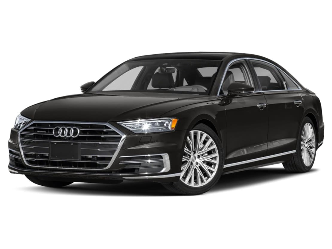 Image of 2021 Audi A8
