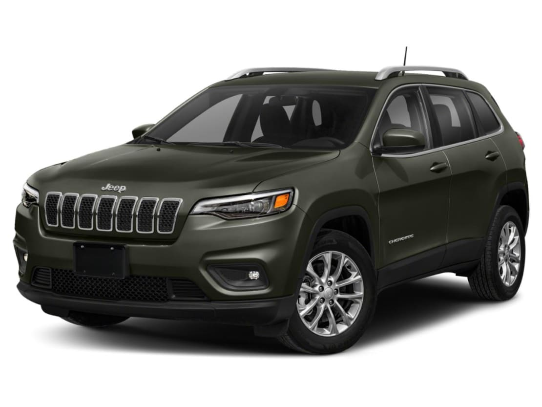 Image of 2021 Jeep Cherokee
