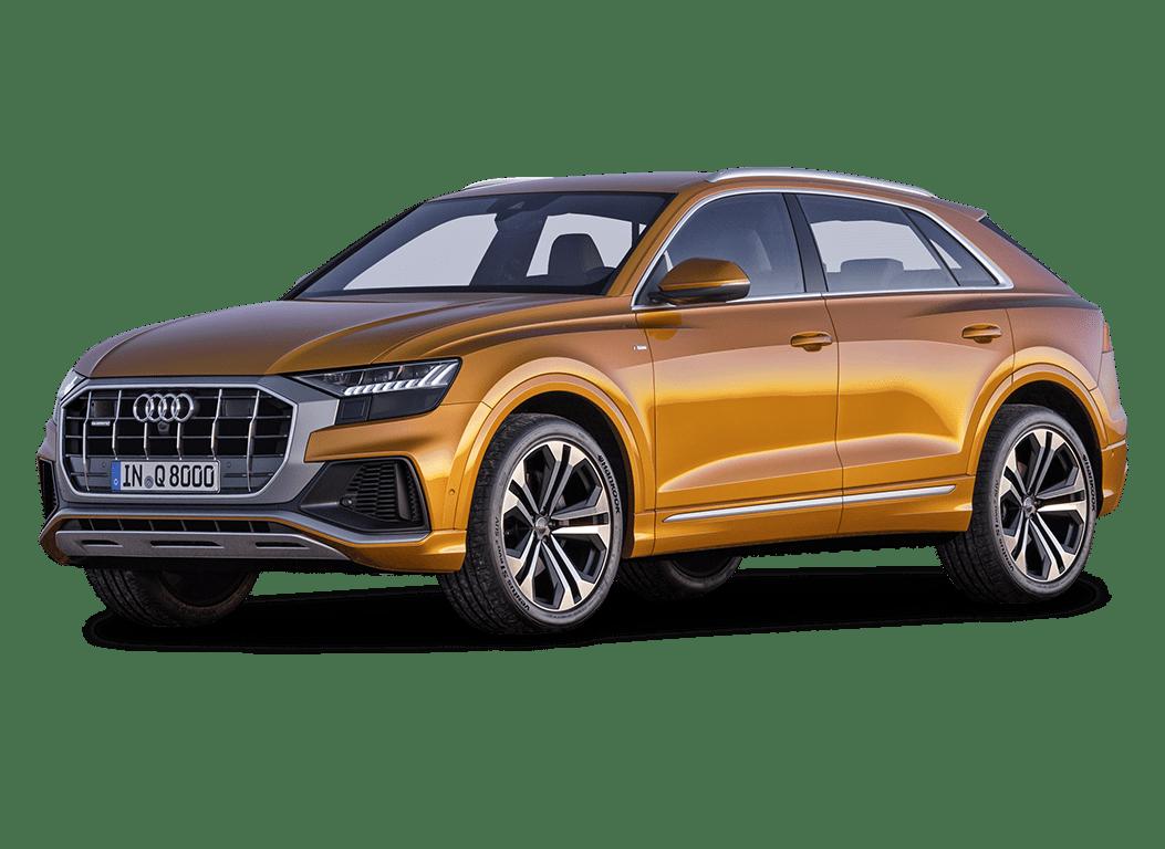 Image of 2021 Audi Q8