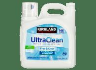 Kirkland Signature (Costco) Ultra Clean Free & Clear