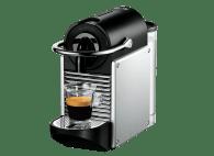 Nespresso Pixie Espresso Maker in Aluminum EN125S