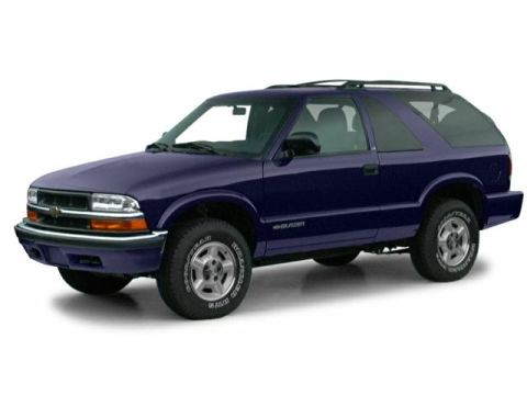 2001 Chevrolet Blazer Reviews Ratings Prices Consumer Reports