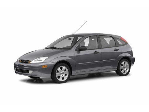 2004 ford focus svt reliability