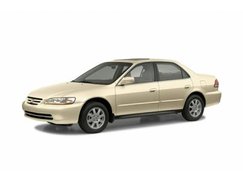 Honda Accord 2002 sedan
