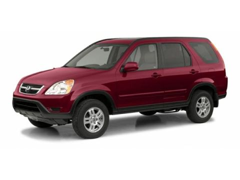 Honda CR-V 2002 4-door SUV
