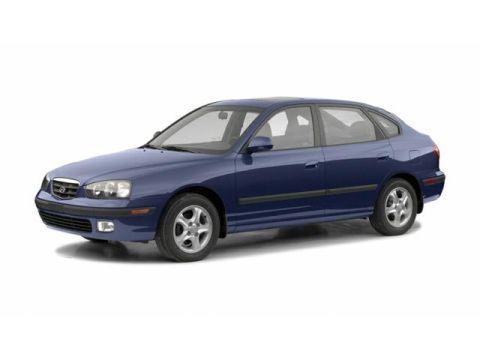 Hyundai Elantra 2002 Sedan