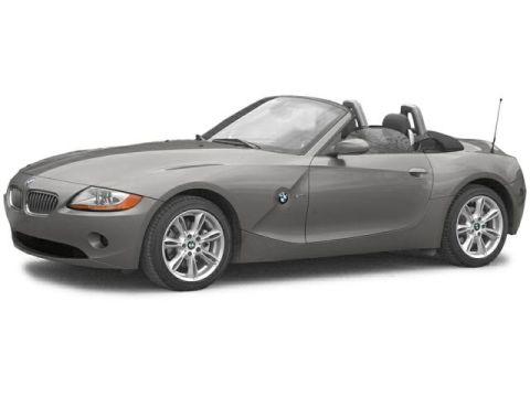 2003 bmw z4 3.0 i roadster review