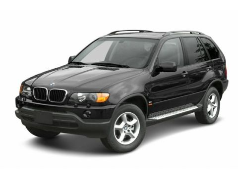 BMW X5 Change Vehicle