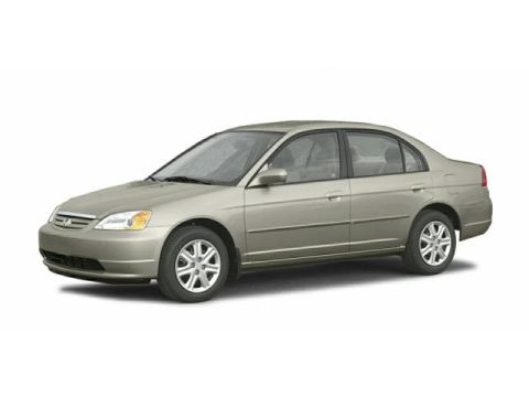Honda Civic 2003 sedan