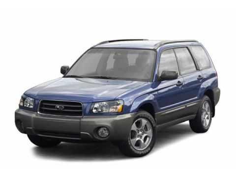 2003 subaru forester xs problems