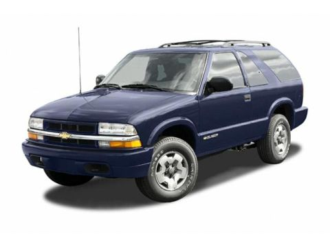 2004 chevy blazer zr2 owners manual