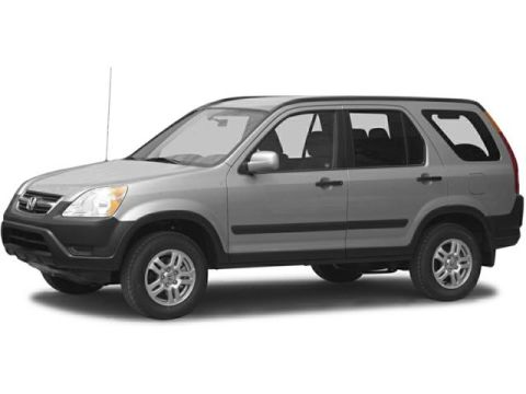 Honda CR-V 2004 4-door SUV