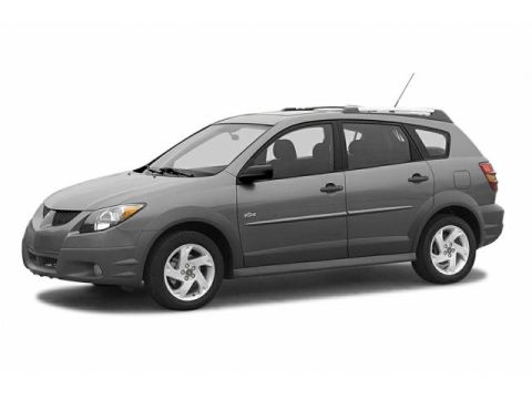 Pontiac Vibe Change Vehicle