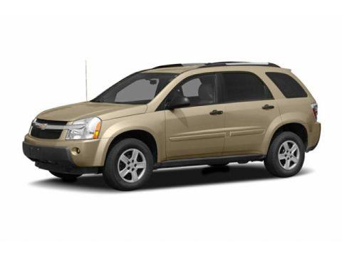 Chevrolet Equinox Change Vehicle