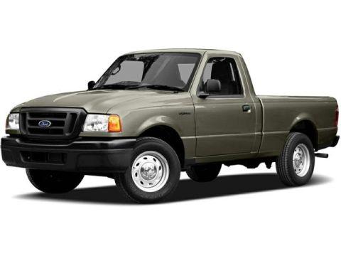 2005 ford ranger 4x4 mpg