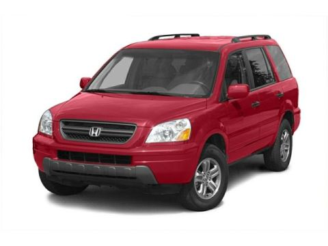 Ratings: 2005 Honda Pilot Ratings - Consumer Reports
