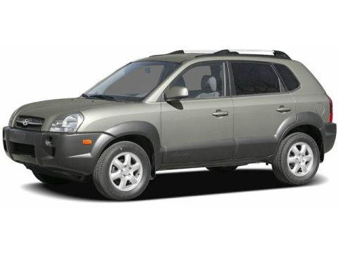 Hyundai tucson 2005 review