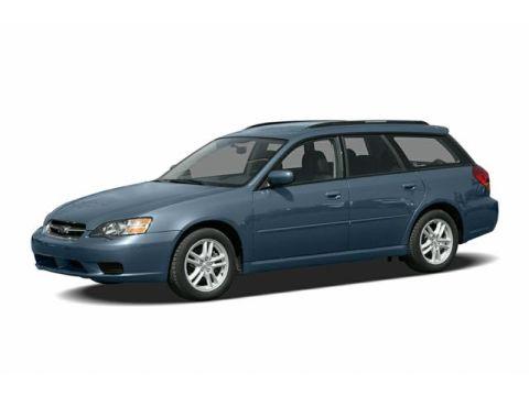Subaru Legacy 2005 Sedan