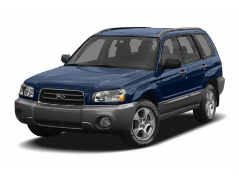 Subaru Forester 2005 4-door SUV