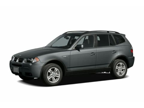 BMW X3 Change Vehicle