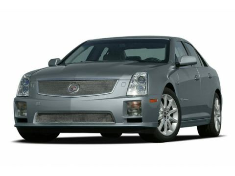 2006 cadillac sts 4 coolant