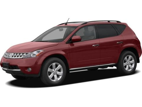 2006 nissan murano reviews ratings prices consumer reports. Black Bedroom Furniture Sets. Home Design Ideas