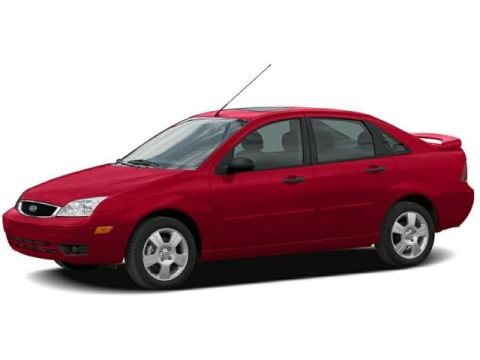 2007 ford focus reviews ratings prices consumer reports. Black Bedroom Furniture Sets. Home Design Ideas