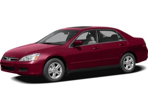 Honda Accord 2007 sedan