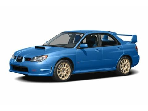 Subaru Impreza Change Vehicle