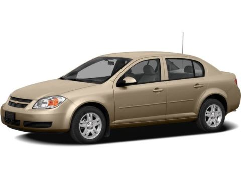 Chevrolet Cobalt Change Vehicle