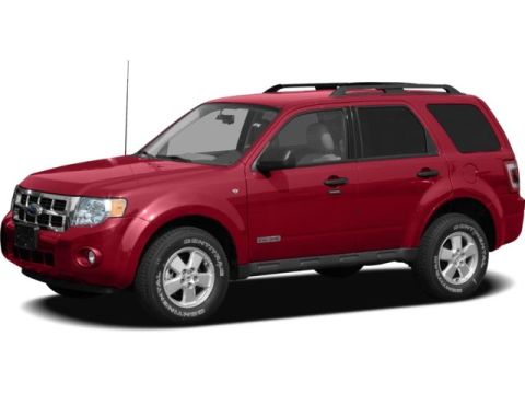2008 ford escape reviews ratings prices consumer reports. Black Bedroom Furniture Sets. Home Design Ideas