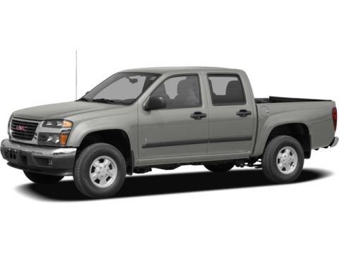 2008 gmc canyon reviews ratings prices consumer reports. Black Bedroom Furniture Sets. Home Design Ideas