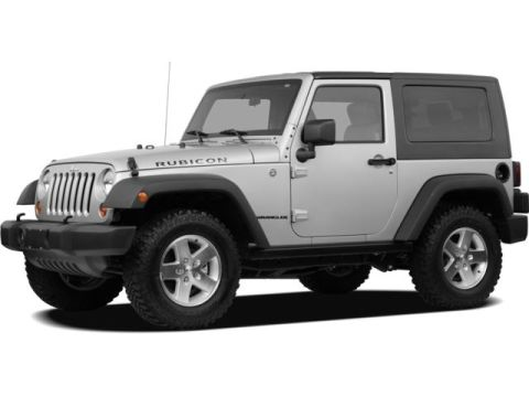 Jeep Wrangler 2008 4-door SUV