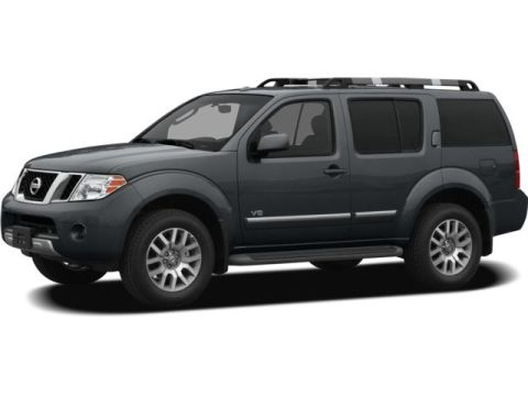 Nissan Pathfinder 2008 4-door SUV