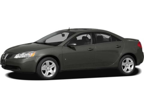 Pontiac G6 Change Vehicle