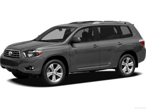 Toyota Highlander 2008 4-door SUV