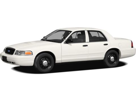 Ford Crown Victoria Change Vehicle