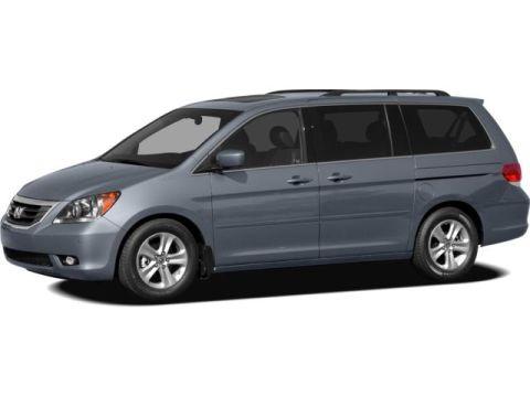 Honda Odyssey Change Vehicle