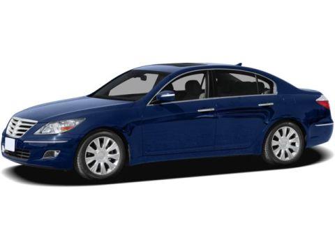 Hyundai Genesis Change Vehicle