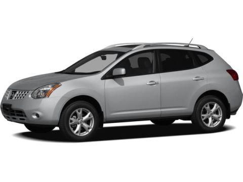 Nissan Rogue Change Vehicle