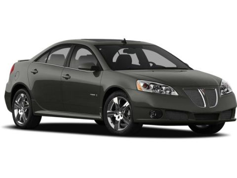 Pontiac G6 Change Vehicle