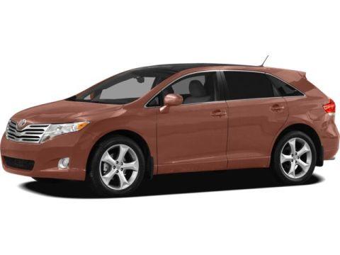 Toyota Venza Change Vehicle