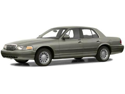 2008 cvpi tire size