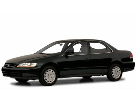 Honda Accord 2001 sedan