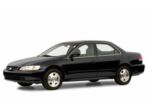 Honda Accord Change Vehicle