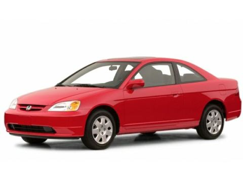 Honda Civic 2001 sedan