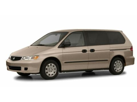 2001 honda odyssey manual sliding door wont open