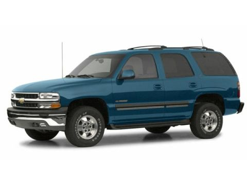 2002 chevrolet tahoe reviews ratings prices consumer. Black Bedroom Furniture Sets. Home Design Ideas