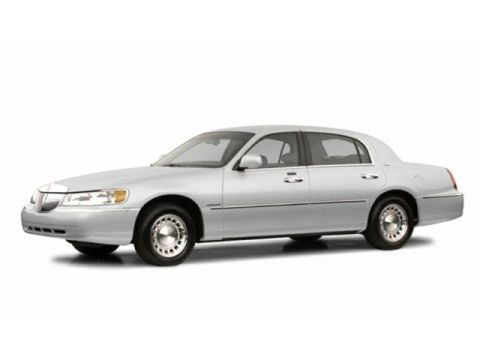 2002 Lincoln Town Car Reviews Ratings Prices Consumer Reports